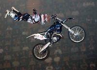 « Night of the Jumps » Championnat du monde de Freestyle: samedi 28 mars à Tours