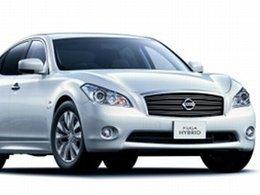 La nouvelle Nissan Fuga hybride est sortie au Japon