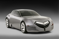 L.A Auto Show: Acura Advanced Sedan Concept
