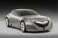 L.A Auto Show: Acura Advanced Sedan Concept