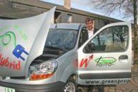 Green Propulsion/Belgique : entre prototype Kangoo électrique et bus hybrides !