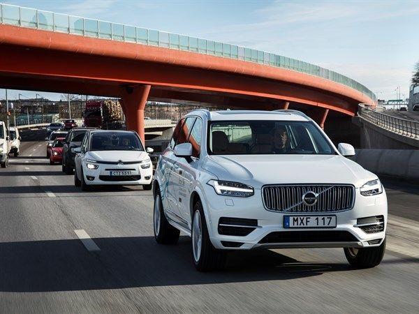Volvo s'engouffre un peu plus dans la conduite autonome en Chine
