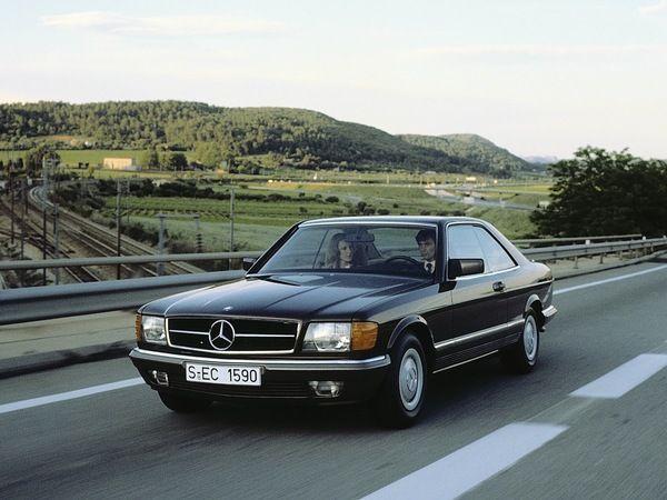 La Mercedes SEC de retour via un coupé quatre portes