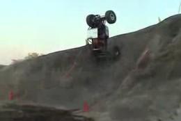 Vidéo : Fallait pas... mettre trop de gaz !