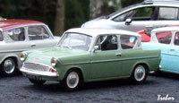 Miniature : 1/43ème - FORD Anglia