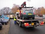 Royaume-Uni/Taxe de circulation non payée : 46 126 véhicules détruits en 2007...