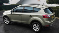 Ford Kuga: la gamme, les prix