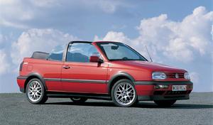 En Allemagne, Volkswagen rappelle des Golf 3