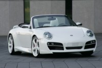 Porsche 997 Carrera 4/S Cabriolet by TechArt