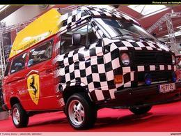 Le groupe VW lorgne-t-il sur Ferrari ?