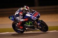 MotoGP - Qatar: Lorenzo veut la victoire ou rien