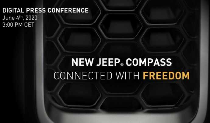 Jeep annonceun Compass inédit