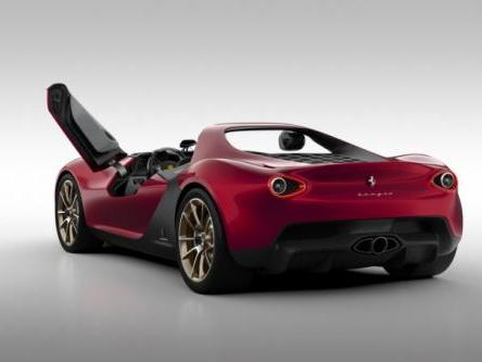 Pininfarina Sergio: vers une production (ultra) limitée?