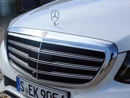 Mercedes : des ventes records et une année 2016 qui s'annonce bien