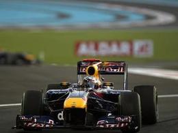 F1-Abu Dhabi: Victoire et titre pour Sebastian Vettel !