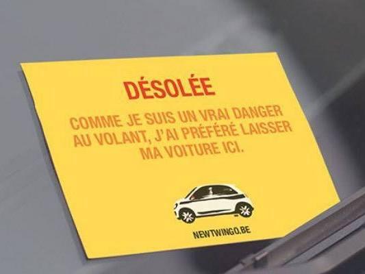 Renault Belux supprime ses spots jugés sexistes