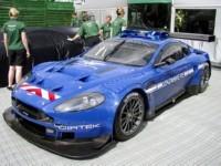 La voiture ultime : Aston Martin DBRS9 Gendarmerie !