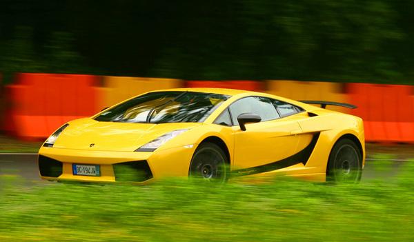 Lamborghini Gallardo Superleggera : c'est fini !