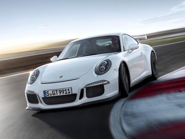 Porsche: la nouvelle 911 GT3 RS arrivera en 2014