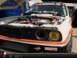 BMW E30 S54B32 turbo : 800 ch, le minimum requis pour le Gatebil