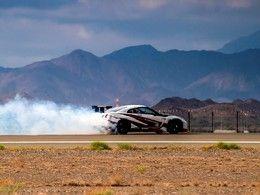 La Nissan GT-R Nismo enregistre le drift le plus rapide du monde