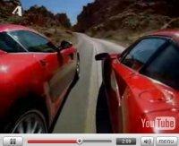 Vidéo Ferrari : 599 GTB Fiorano vs F40, le passé dépassé