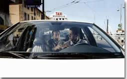 Samy Nacéri : même passager,  il se conduit mal !