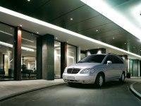 Salon de Genève 2008 : SsangYong Rodius diesel-hybride