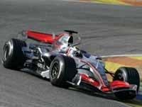 F1 : Barcelone, bilan de l'écurie McLaren Mercedes