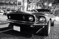 Photos du jour : Ford Mustang 1969