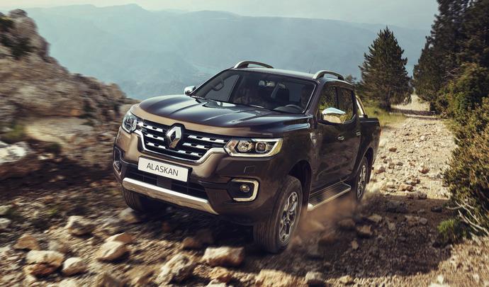Renault Alaskan: fin de carrière en Europe
