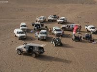 Rallye Aïcha des Gazelles: L'équipage n°103 toujours 4ème!