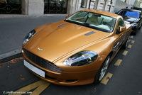 Photos du jour : Aston Martin DB9