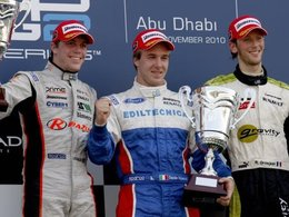 GP2 Abou Dhabi - Perez 2ème du championnat, Bianchi 3ème