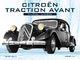 (Livres) Citroën Traction Avant, par Serge Bellu
