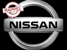 Nissan rappelle à nouveau beaucoup d'autos