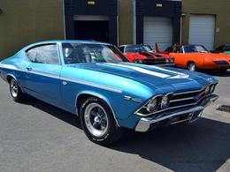 """Une sélection des plus belles """"muscle cars"""" saisie par les Marshalls américains"""