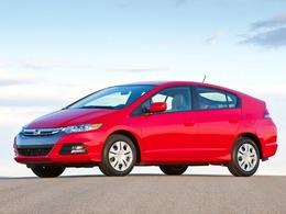 Honda USA signe la fin de carrière de l'Insight et de la Fit EV