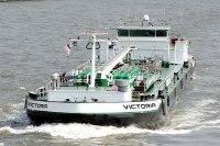 Port de Bruxelles : présentation du bateau écolo Victoria