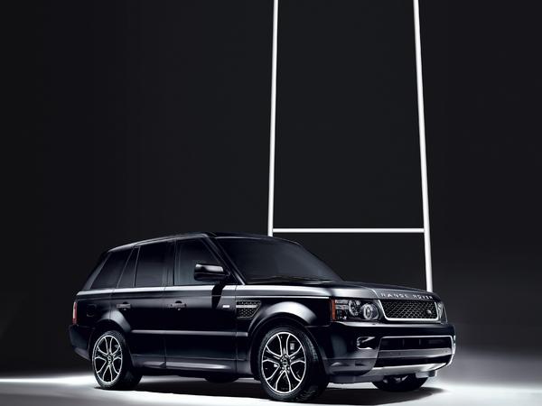 Range Rover Sport édition limitée Eden Park