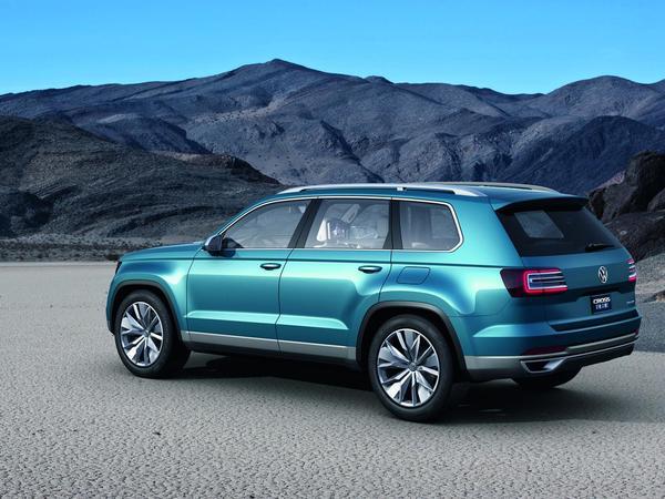 Volkswagen Crossblue concept : une production pour bientôt ?