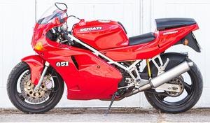 Bonhams: une dizaine de motos aux enchères ce week-end