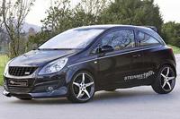 Opel Corsa D par Steinmetz