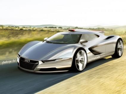 Future Audi R10: comme ça?