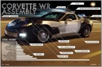 Un des prototypes de la prochaine Corvette Blue Devil était un faux !