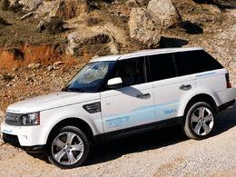 Le Land Rover Range_e obtient une récompense