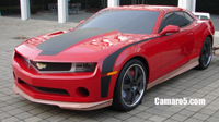 Chevrolet Camaro: personnalisation officielle