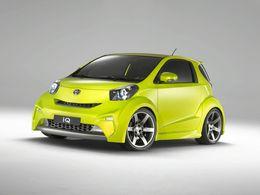Francfort 2009 : Toyota entre Prius, Auris hybrides, Land Cruiser et spéciales IQ