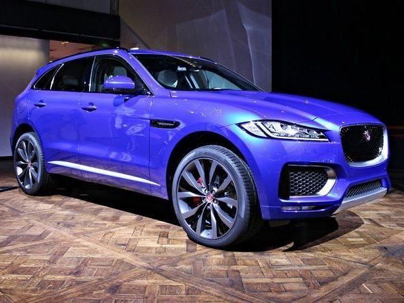 Première vidéo Jaguar F Pace : découvrez les premières images de l'essai en Live