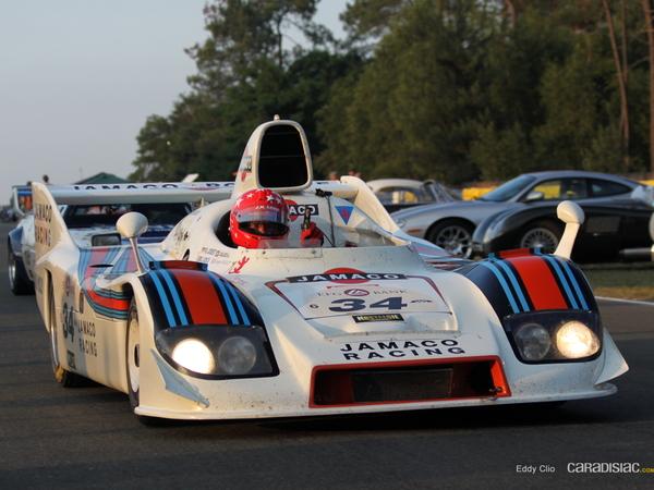 Photos du jour : Porsche 936 1979 (Le Mans Classic)